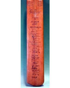 1948 invincibles cricket bat
