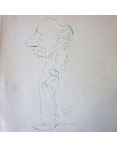 don bradman drawing