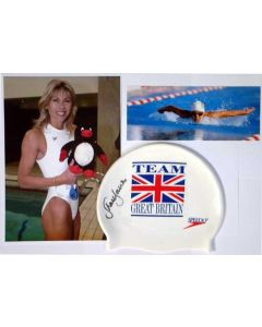 sharron davies olympic pictures