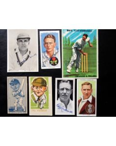 cricket cigarette card 1