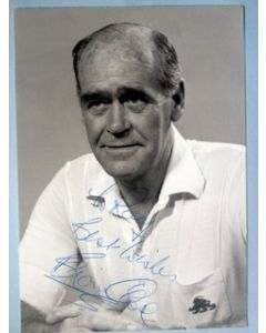 brian close signed press photo