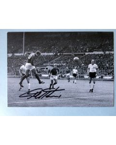 football autographs world cup 1966