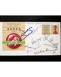cricket autographs, 7