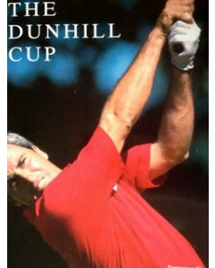 golf programme, dunhill cup