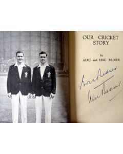 alec and eric bedser - our cricket story