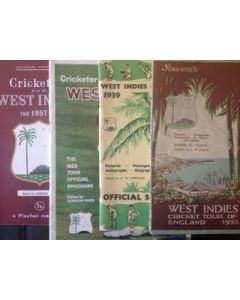 west indian cricket memorabilia