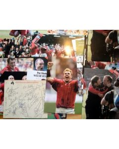 Rugby Autographs and Rugby Photos