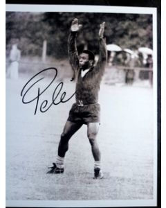 football photograph pele