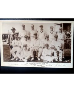 cricket postcard