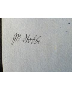 Jack Hobbs, Surrey, Eng (1905-1934) - Autograph - 197 First Class Centuries In a career that spanned 29 illustrious years