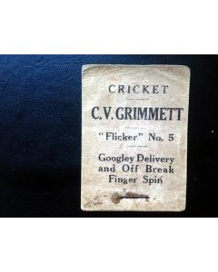 cricket flicker book