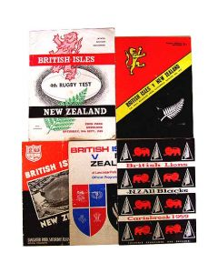 4 original Test programmes
